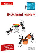 Busy Ant Maths Assessment Guide 4
