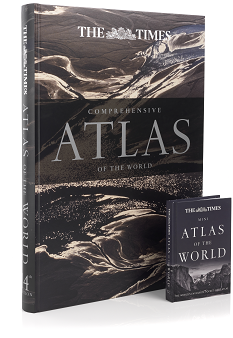 The Times Atlas - New Edition