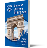 i-SPY On a car journey in France