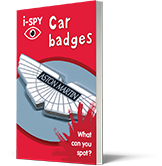 i-SPY Car badges